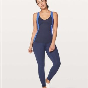 Lululemon Long Breath 2-in-1 Tank